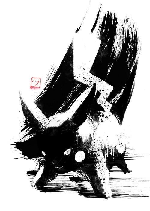art pikachu - 7413104384
