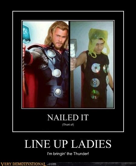 costume Thor body - 7413288192