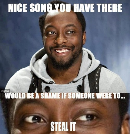Music will.i.am it would be a shame