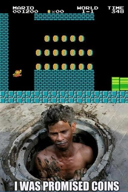 video games mario sewers - 7414018048