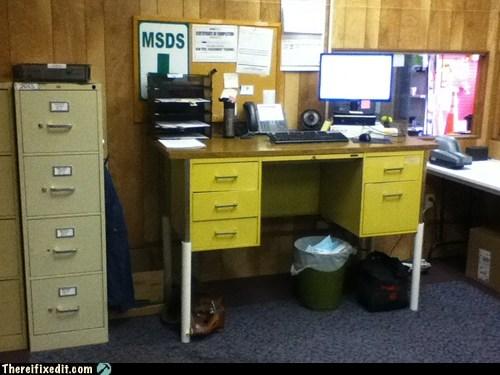 promotion desk work