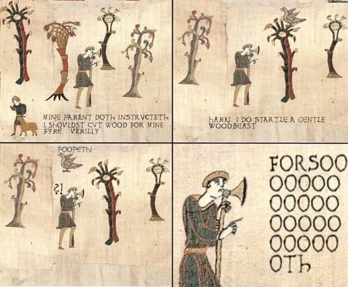 ye olde rage,medieval rage,forsooth