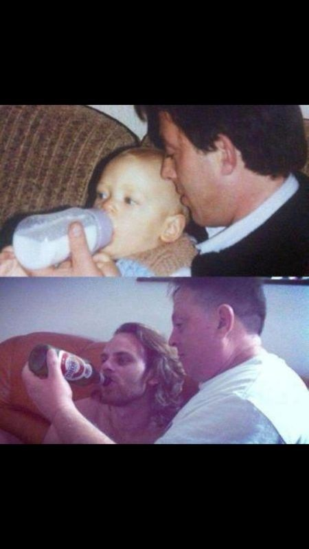 beer growing up g rated parenting - 7414195200