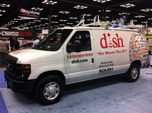 dish network she wants the d