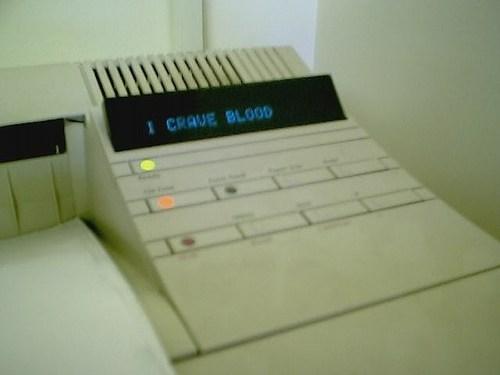 wtf,IRL,printer