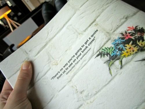 quotes banksy graffiti metro police police - 7414495232