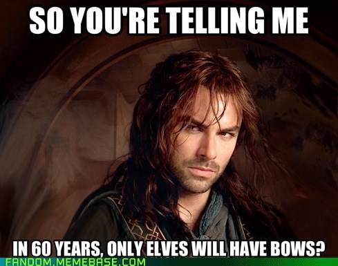 kili,The Hobbit