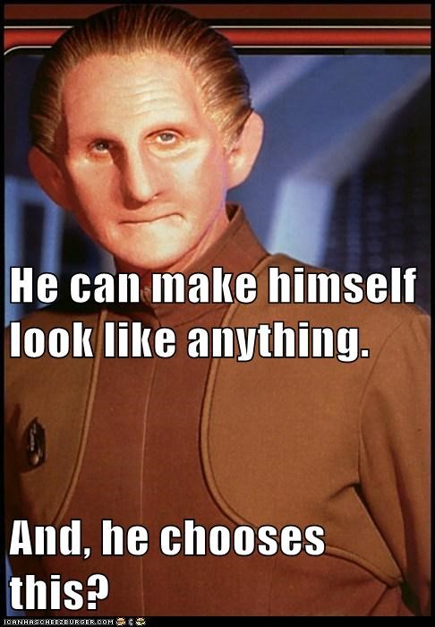 odo Star Trek Deep Space Nine - 7414696960