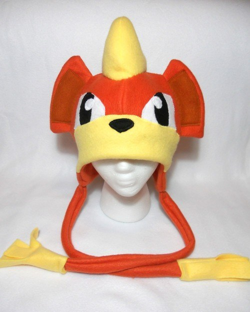 want,shut up and take my money,growlithe,hats,clothes,funny