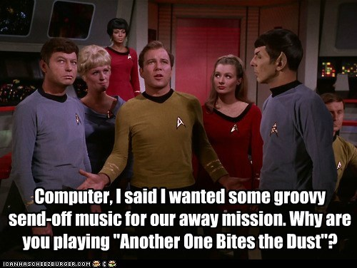 Music Star Trek - 7414844160