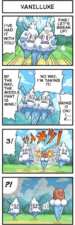 vanilluxe,comics,diglett wednesday,diglett,funny