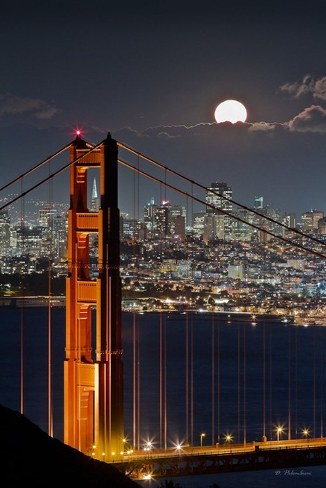 cityscape san francisco golden gate bridge destination WIN! g rated