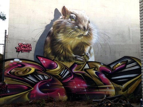 Street Art graffiti hacked irl - 7415495424
