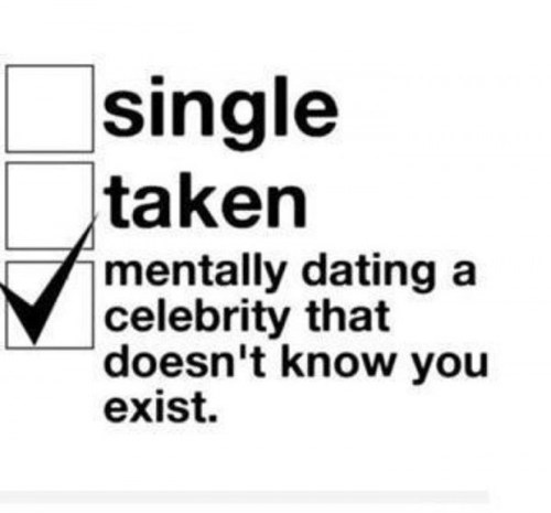 single,exist,celeb,g rated,dating