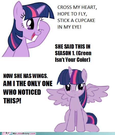 alicorn twilight my little pony wings realization - 7416053760