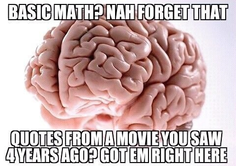 quotes,Movie,brain,math,g rated,School of FAIL