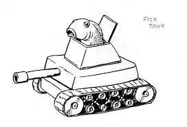 tank,violent,fish