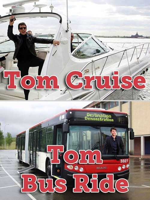 Tom Cruise airplane - 7416323328
