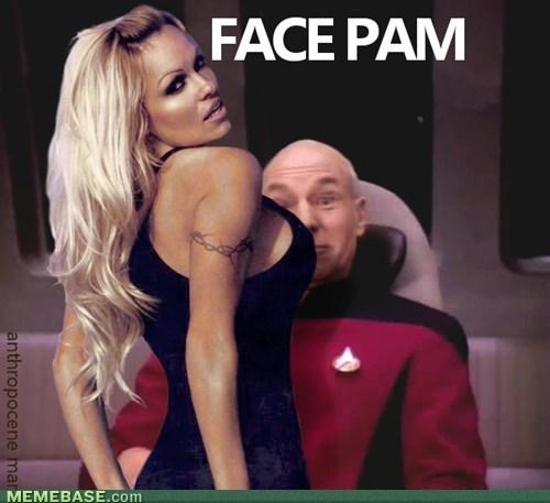 Facepaming