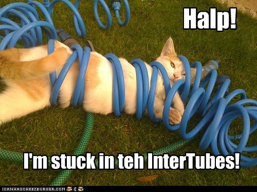 intertubes,halp