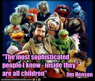 quotes,muppets,jim henson
