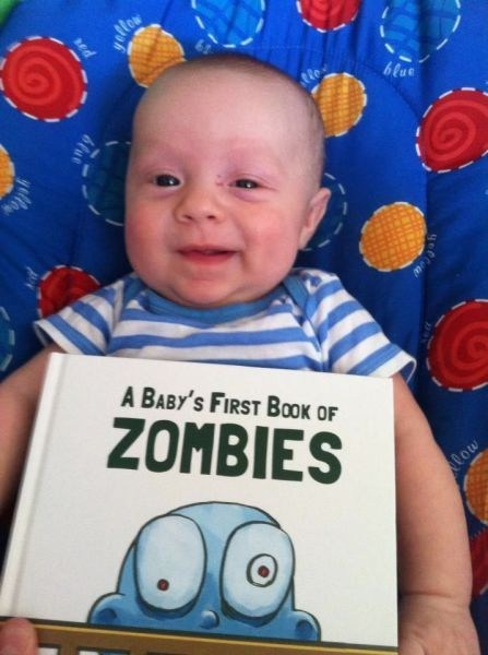 zombie zombie apocalypse g rated Parenting FAILS - 7420926208