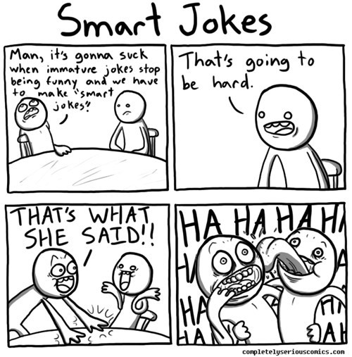 thats what she said jokes - 7421012480