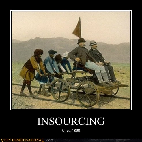 outsourcing wtf insourcing