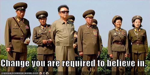 Kim Jong-Il North Korea president - 742117632