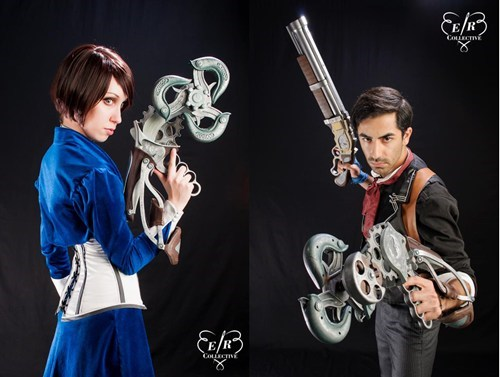 cosplay,video games,bioshock