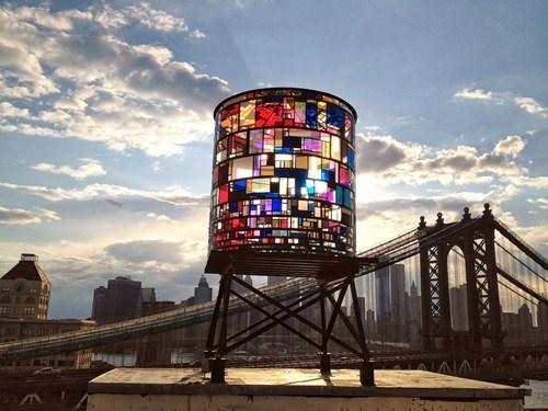 art water tower design - 7421605632