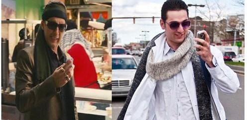 """Tamerlan Tsarnaev looks totally like John Turturro as Phantom in """"Don't Mess with the Zohan"""""""