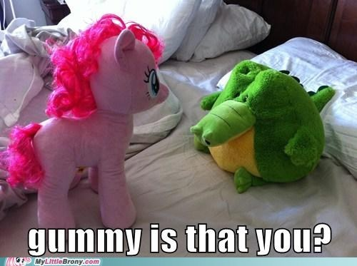 plushies IRL pinkie pie gummy funny - 7424183552
