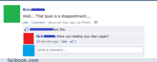 books,sick burn bro,diary
