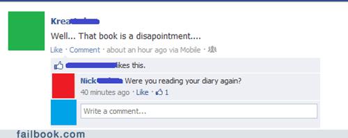 books sick burn bro diary - 7424408064