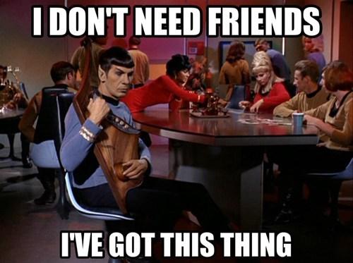 Spock Star Trek funny - 7424820480