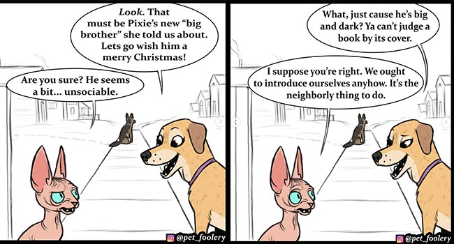 lola and mr wrinkles funny comics brutus and pixie comics cute funny web comics - 7425029