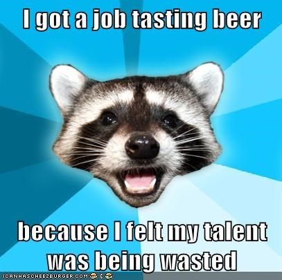 beer Lame Pun Coon puns funny - 7426146816