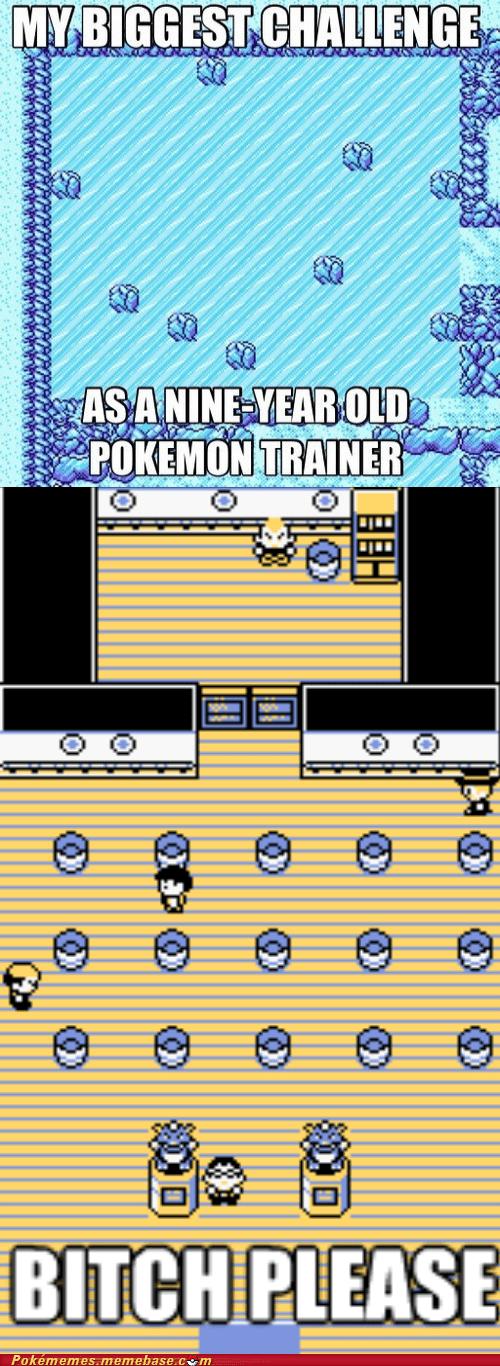 rage Pokémon nostalgia lt-surge puzzles gyms funny - 7428576256