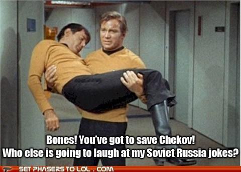 Star Trek Soviet Russia