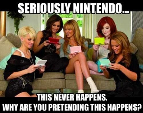 fantasy gaming girls nintendo - 7430009856
