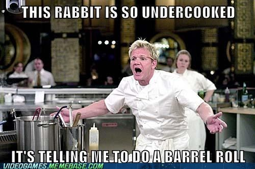 Star Fox,gordon ramsay,Memes,video games,funny