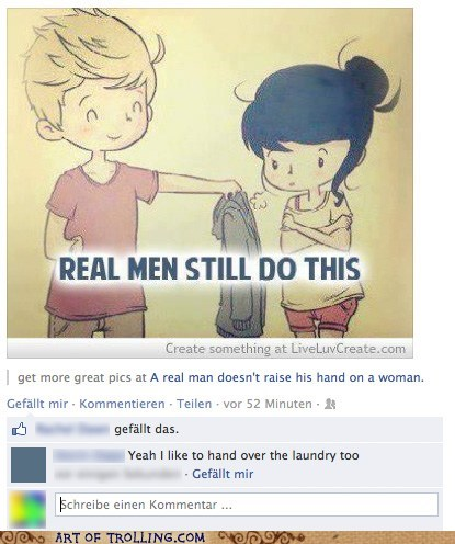 sexism laundry cute moments - 7431580160