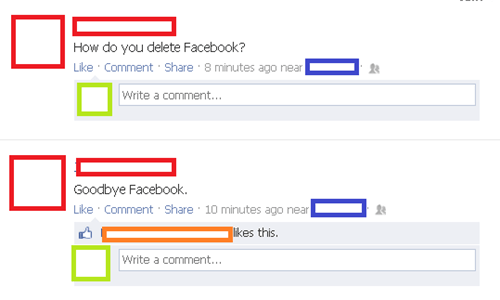delete facebook deleting your profile - 7432166144