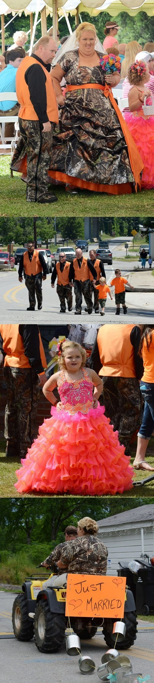 here comes honey boo boo wedding reality tv