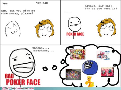 applejack,i lied,Rage Comics,funny