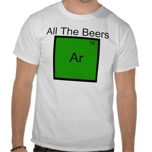 argon,beer,Chemistry