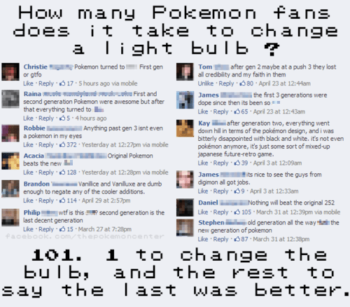 Pokémon genwunners facebook why-cant-we-all-get-along flamewars failbook g rated - 7432521984