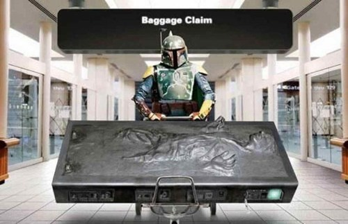 star wars carbonite funny - 7432702208