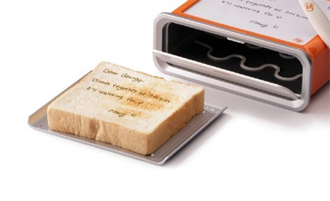 design bread food toaster